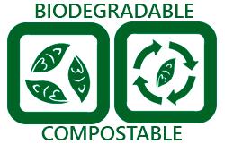 ¿Cuál es la diferencia entre un envase biodegradable y un envase compostable?