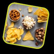 sector snacks